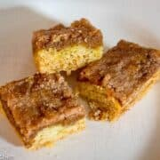 Williams-Sonoma Pumpkin Squares