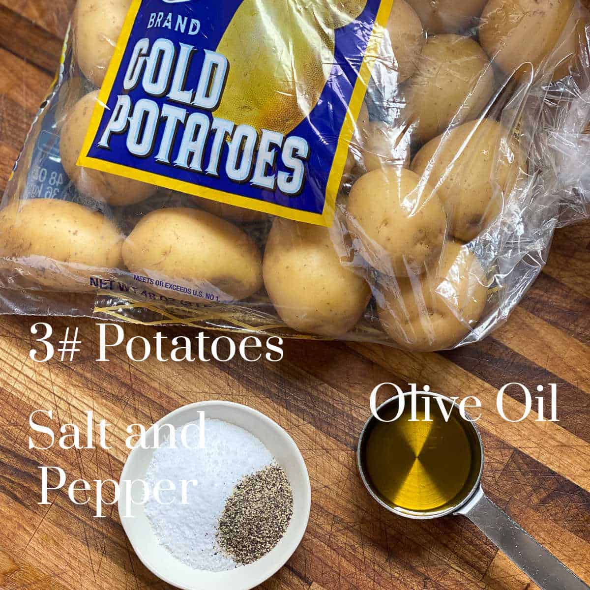Photo showing Individual Ingredients.